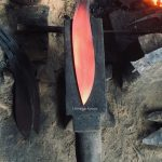 Khukuri forging in Nepal.